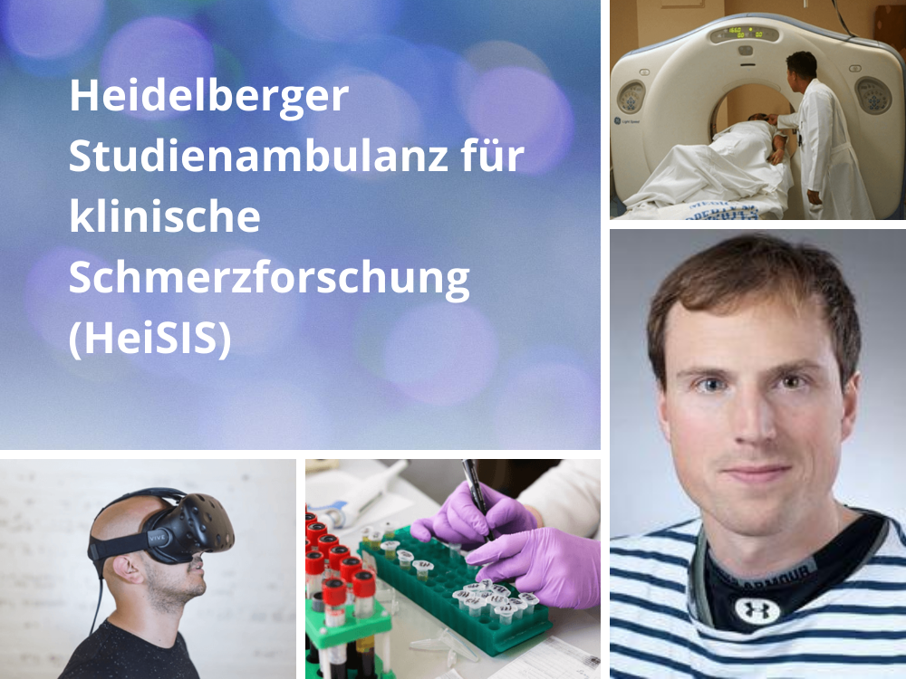 Heidelberg Outpatient Center for Clinical Pain Research (HeiSIS)